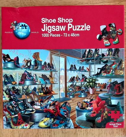 Puzzle Puzzle World 1000