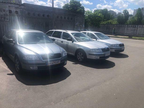 Авто под выкуп Skoda Octavia