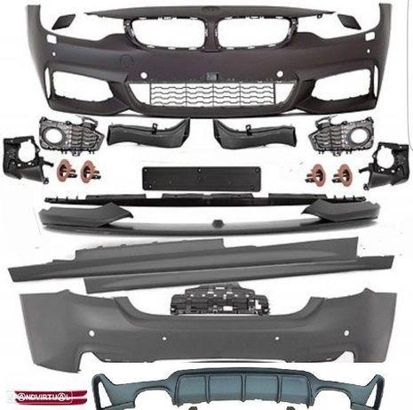 Kit M / Pack M BMW Serie 4 F36 PERFORMANCE