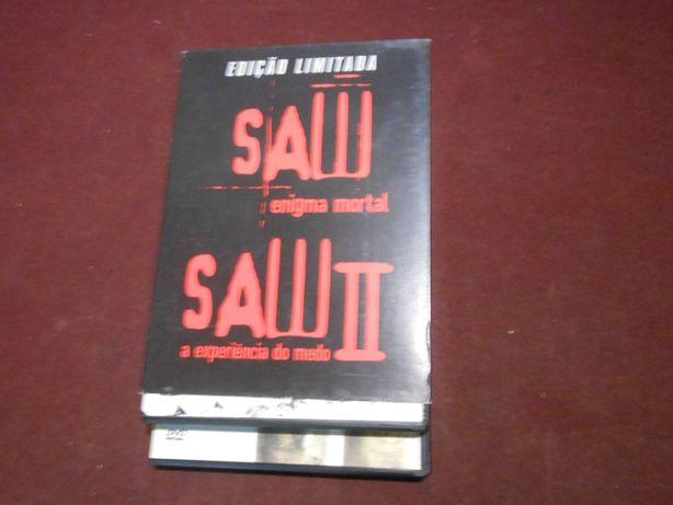 Saw edição limitada 2 DVDs