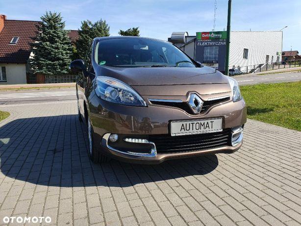 Renault Scenic LIFT 1.5 110KM Automat Bose Navi Skóra 1 Właściciel Niemcy Opłacony