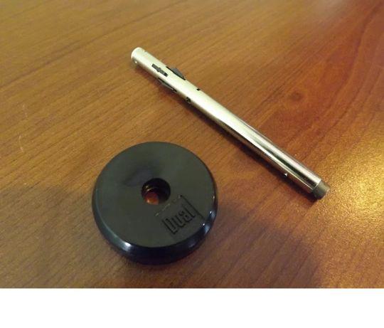 Zmieniacz, szpindel, zmieniarka płyt winylowych Dual gramofon