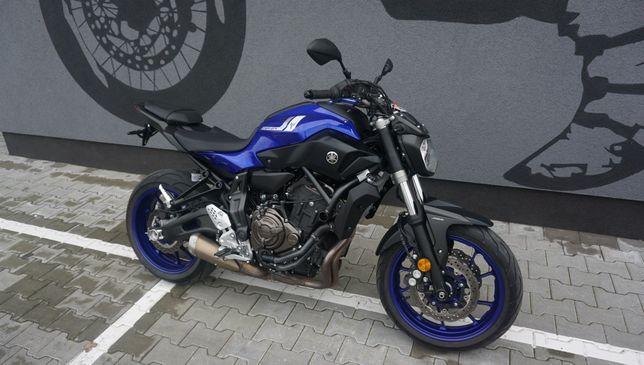 Yamaha MT 07 ABS ODBLOKOWANA 55 kW Gwarancja RATY ZAMÓW pod DOM