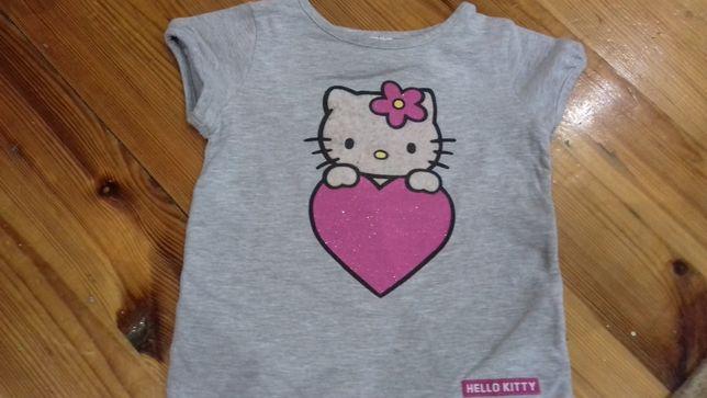 koszulka hello kitty H&M 110/116
