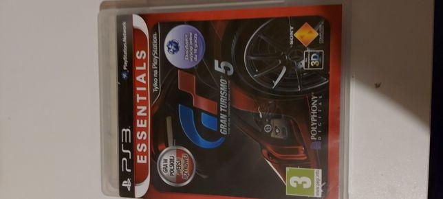 Gran Turismo 5 Ps3 Stan bardzo dobry.