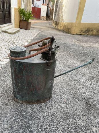 Pulverizador em cobre
