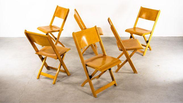 Cadeiras rebativeis - ecandinavo nordico vintage