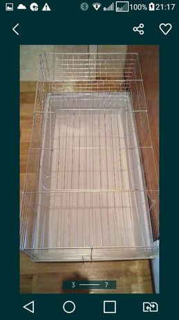 Nowa duza klatka 100 x 54 dla gryzoni, swinka morska, królik