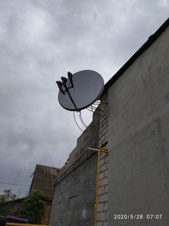 Продам спутниковую антену