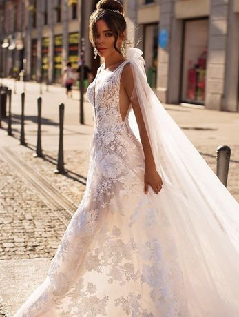 Свадебное платье итальянского бренда Giovanni Alessandro