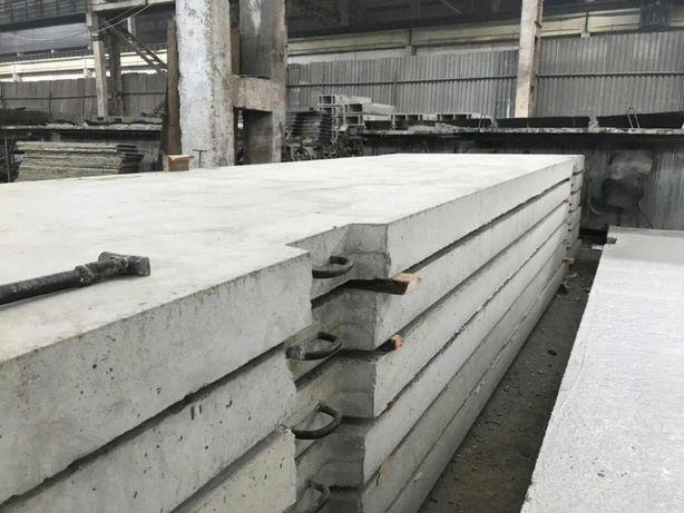 Дорожні плити (6м*2м) від Залізобетонного заводу, є різні розміри