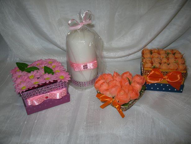 Flower box - kwiaty w pudełku / donicy