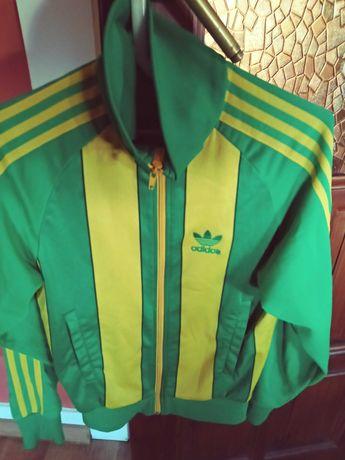 Bluza meska zielen sportowa XS Adidas