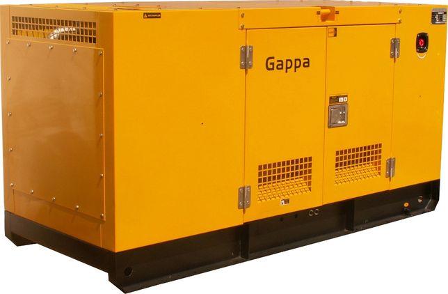 Agregat generator prądotwórczy pradotworczy 50 kW cummins praca ciągła