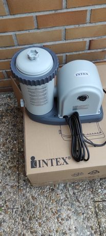 Motor de piscina Intex novo