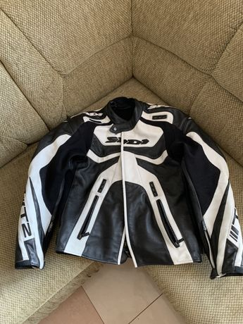 Kurtka skorzana motocyklowa spidi T2 rozmiar 52