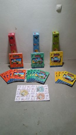 Coleção Fantasia Educação Pré Escolar 3, 4 e 5 anos
