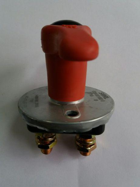 Выключатель массы 24В, отключатель массы на грузовые иномарки, вимикач