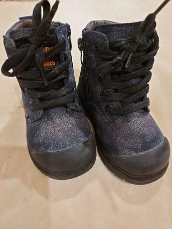 Ботинки сапожки зимние для мальчика