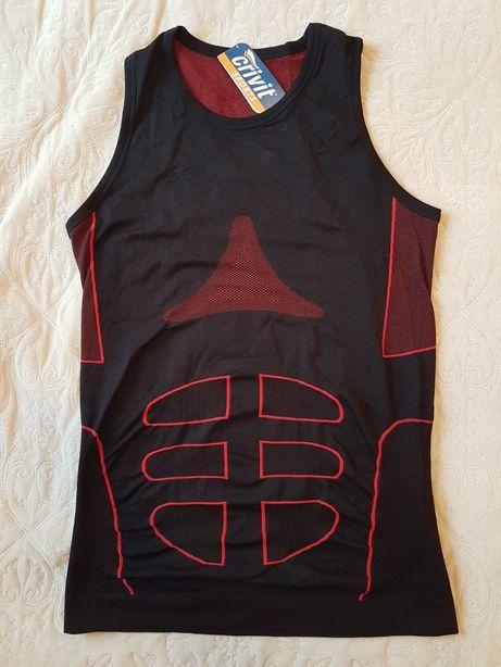 Koszulka termoaktywna- narty,rower,bieganie