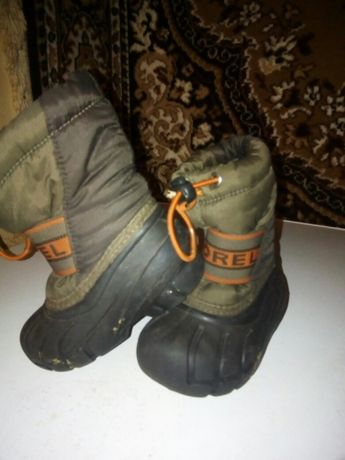 Ботинки сноубутсы сапоги