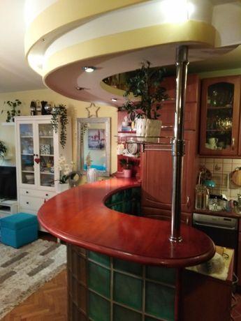 Blat baru-Barek Bufet Lada barowa Salon-kuchnia owalny 3,5 m