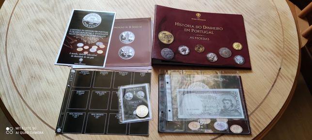 Catálogo História do dinheiro em Portugal, Edições CIL, réplicas