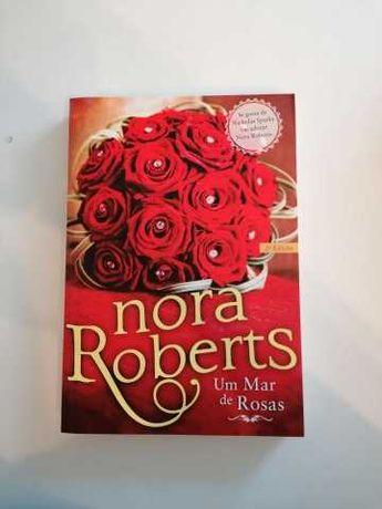 Um Mar de Rosas- Nora Roberts