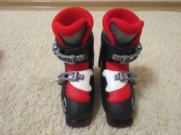 Детские лыжные ботинки  Salomon