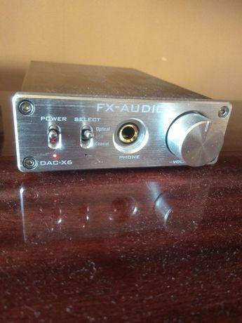 ЦАП Fx-audio dac x6.