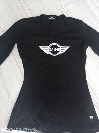 Koszulka bluzka T-shirt Mini Cooper oryginalna damska rozm.S