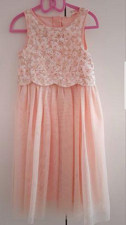 Śliczna sukienka 116-122