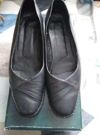 Туфли женские натуральная кожа monarh 42 р. (27 см)