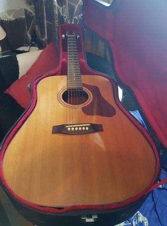 Guitarra folk cyclone