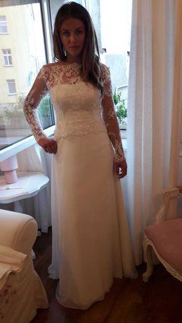 Suknia ślubna markowa