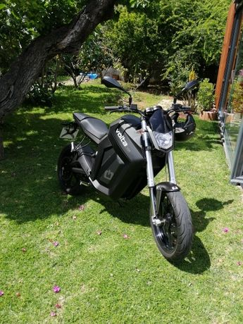 Moto eletrica. Volta motorbikes. Estado impecàvel.