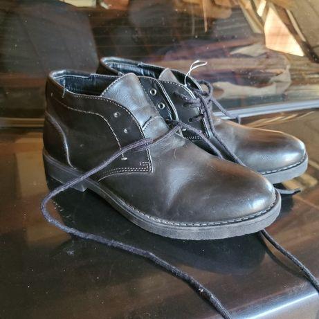 Черевики ботинки осінні чоловічі або підліткові 38 розмір
