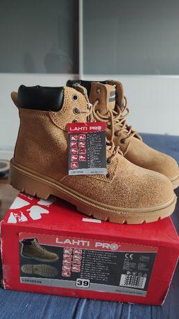 Nowe buty robocze Lahti Pro roz. 39