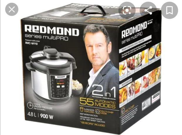 Nowy nieużywany Redmond multicooker szybkowar Rmc-m110e