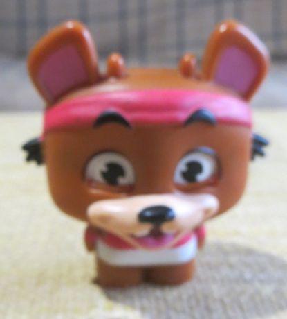 Personagem Urso Panda Kung FU - Série Desenhos Animados