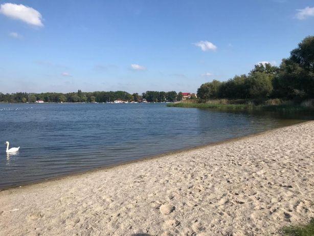 """Działka rekreacyjna ,,ROD"""" 100 m od jeziora- Myślibórz"""