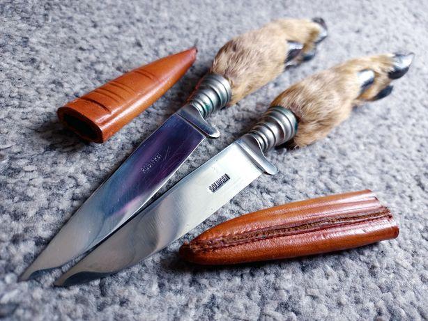 Stary nóż finki finka 2 szt