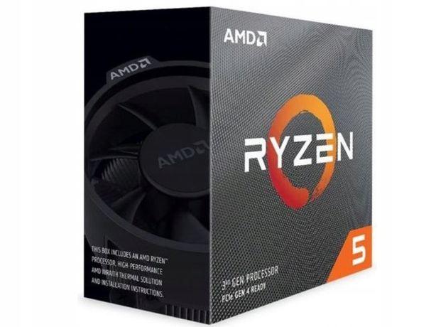 NOWY Procesor AMD Ryzen 5 3600 3.6-4.2 GHz AM4 6C/12T