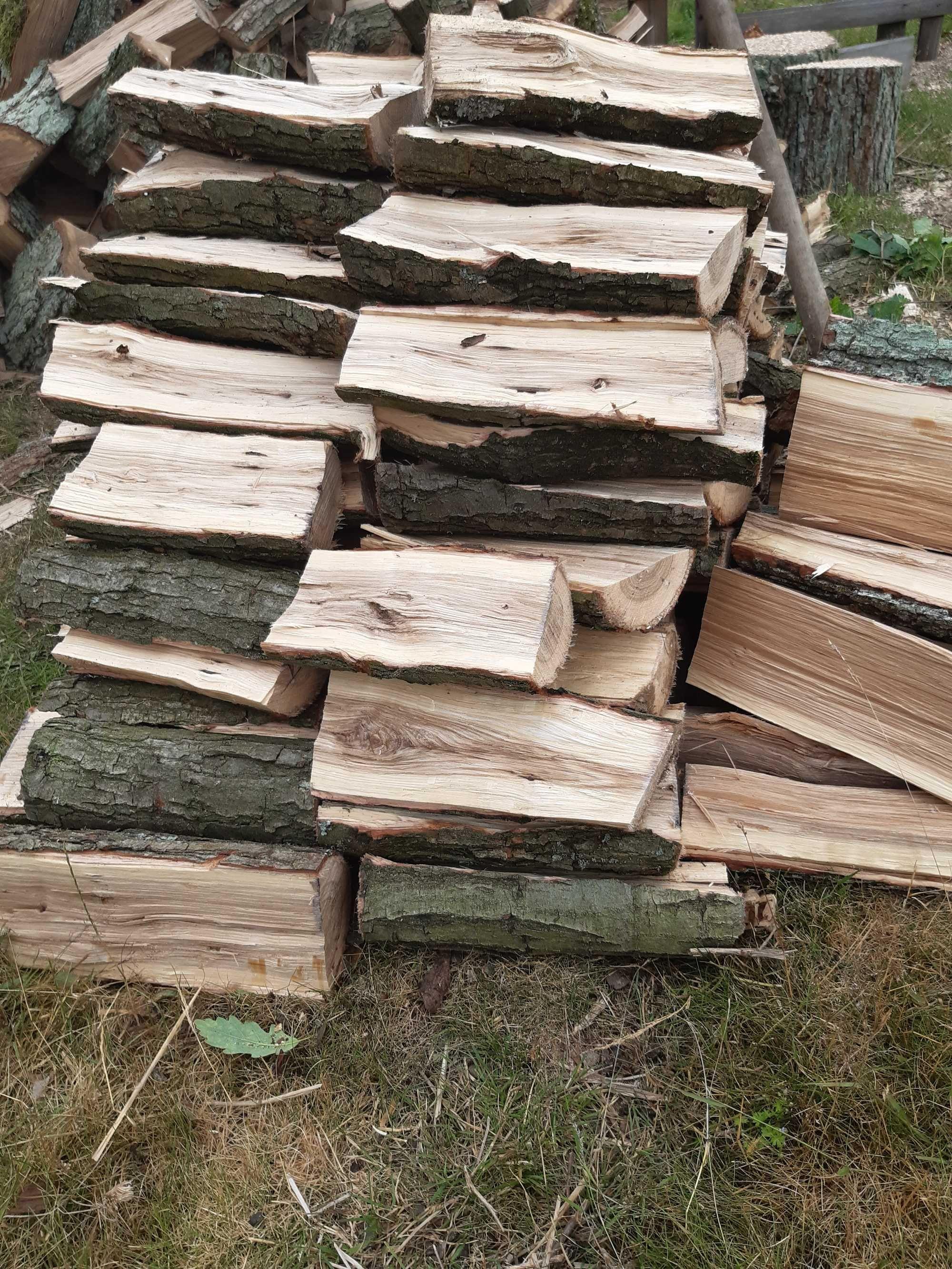 drewno dębowe do wędzenia