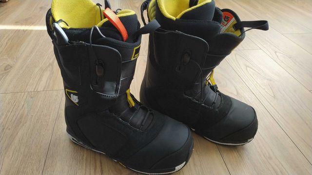 Buty snowboardowe BURTON IMPERIAL. Jak nowe, Ruler DC Nitro Ride