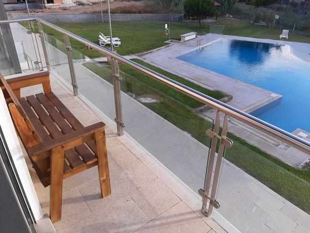 Apartamento T2 com piscina São Martinho do Porto