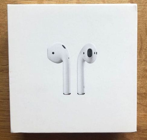 Słuchawki Apple AirPods z bezprzewodowym etui ładującym MRXJ2ZM/A GWAR