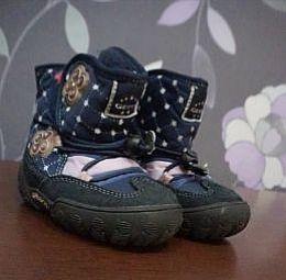 Детские зимние ботинки Geox