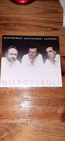 Gintrowski, Kaczmarski, Łapiński-Niepodlegli