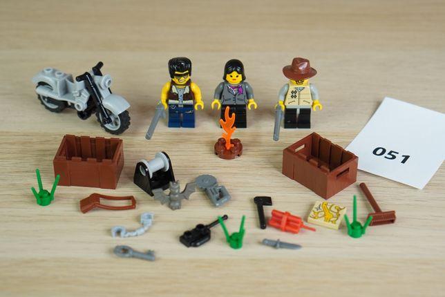 Lego #051 - Dino - Akcesoria - WYPRZEDAŻ KOLEKCJI